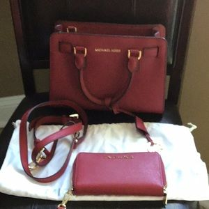 Michael Kors Satchel Handbag
